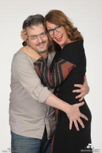 Monika Romić i Boris Milivojević, foto: arhiva Akademije 28